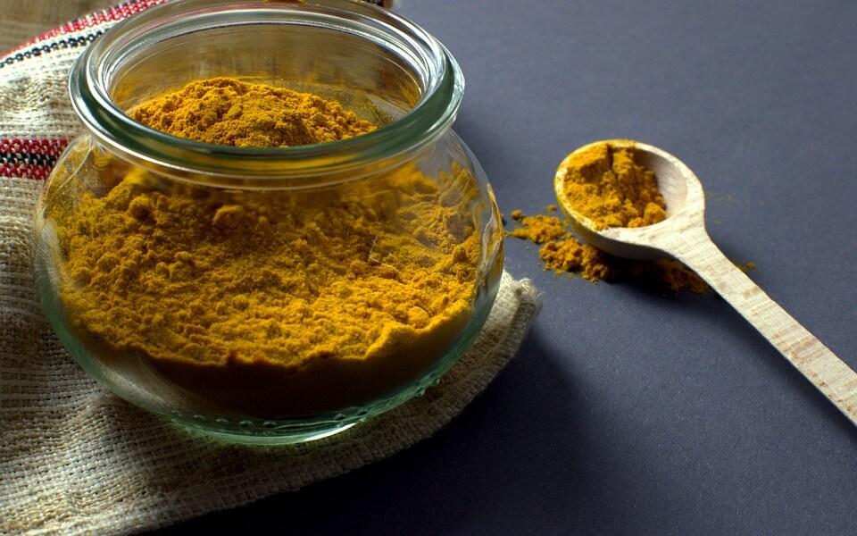 мед с куркумой свойства