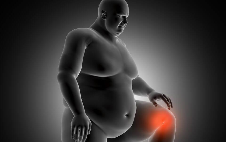 50 болезней тучных людей