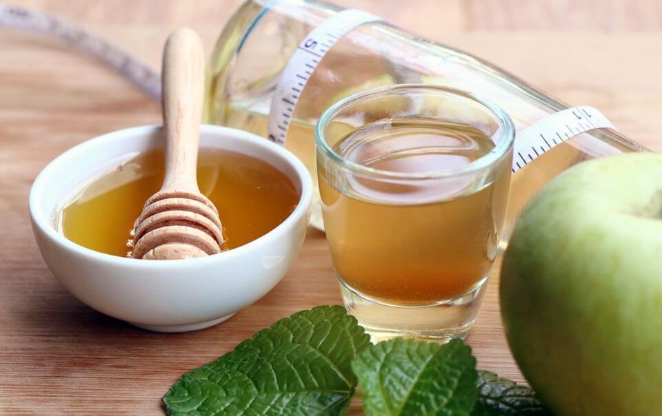 Похудеть на яблочном уксусе медом