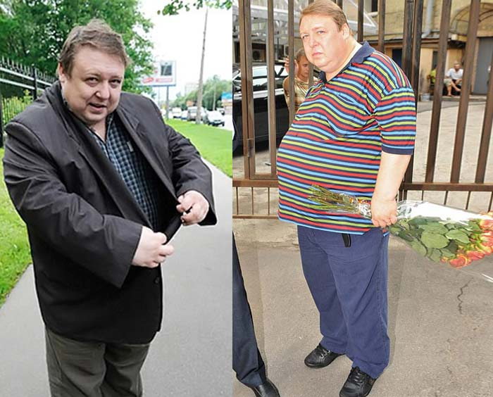 семчев александр актер похудевший