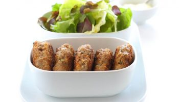 Простой рецепт котлет из белокочанной капусты