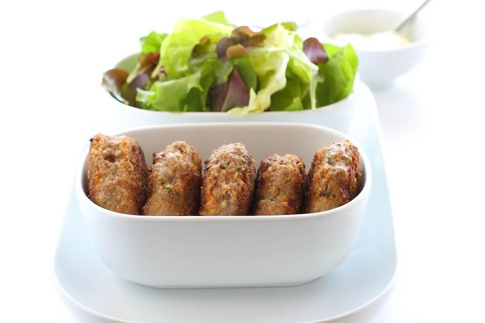 рецепт котлет из белокочанной капусты