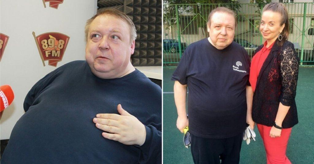 похудевший семчев