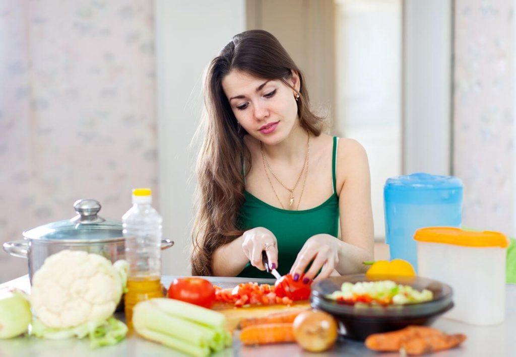Диета Из Домашних Овощей. Овощные диеты для похудения