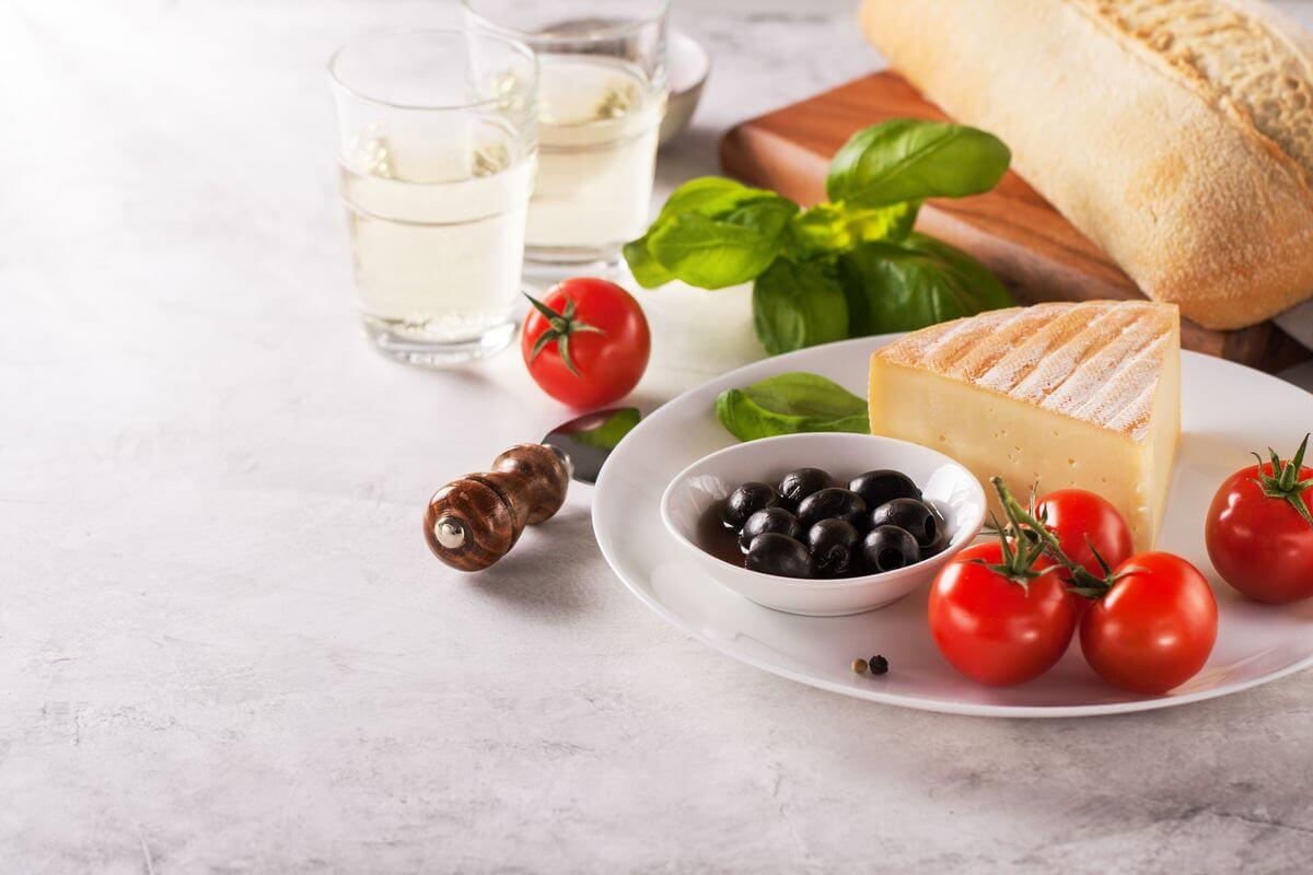 среднезаморская диета меню худеем яндекс