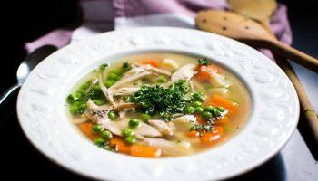 Жиросжигающий суп для разгрузочного дня— минус 3 кг за сутки