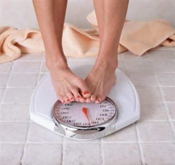 растет вес