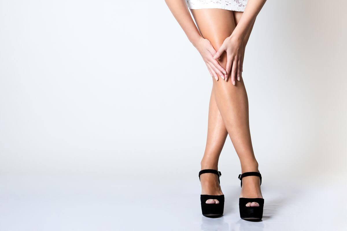 как вернуть молодость коленям