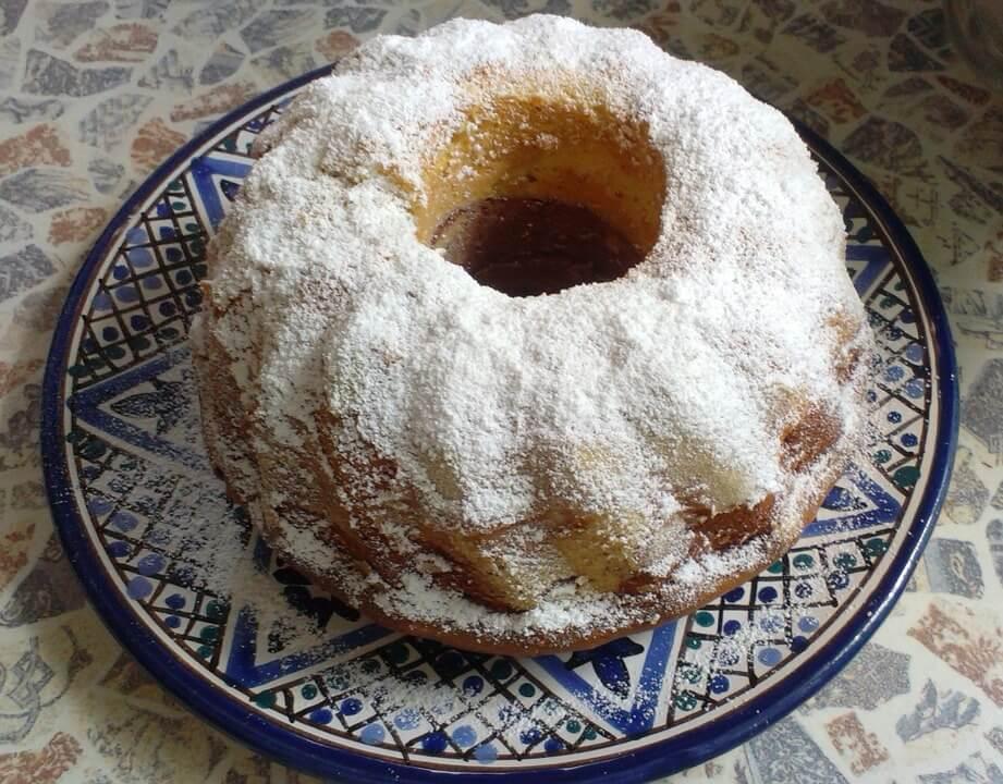 рецепт кекса из овсяных хлопьев