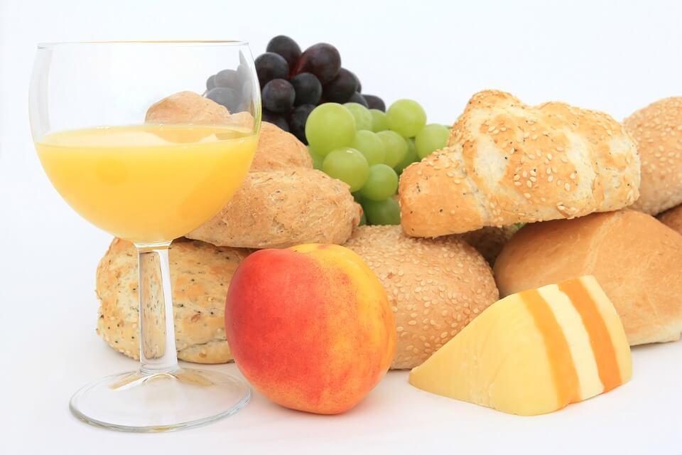 атомная диета меню