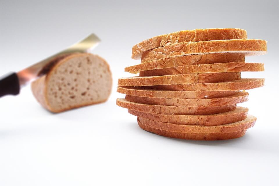 сколько есть хлеба