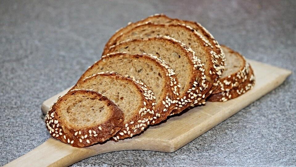 сколько хлеба можно
