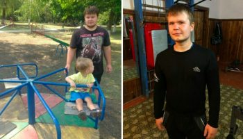 Наш подписчик Владислав Речка рассказал, как похудел со 106 кг до 71 кг за полгода