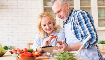 Диета «60+»: правила и план питания на неделю