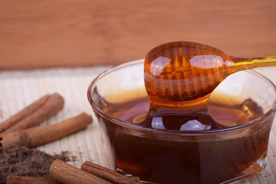 мед на диете