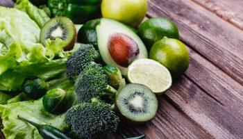 Зеленая диета: минус 2,5 кг за неделю
