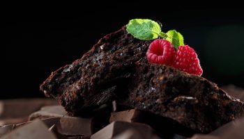Нутовый брауни — полезный десерт