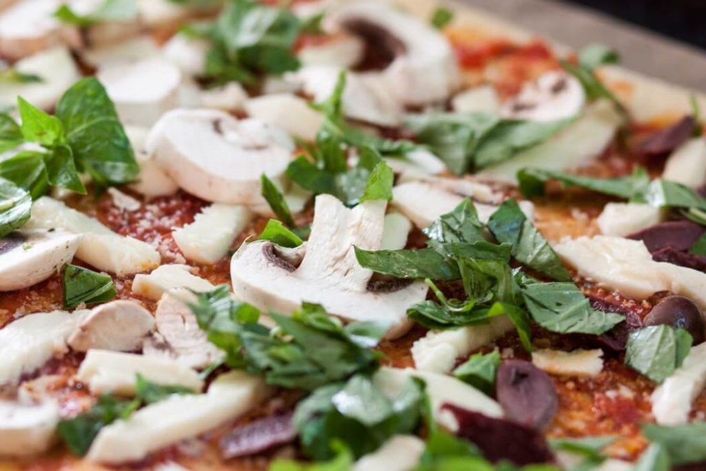 пицца без теста рецепт