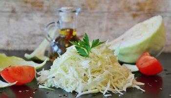 Простая диета на квашеной капусте — минус 5 кг за неделю