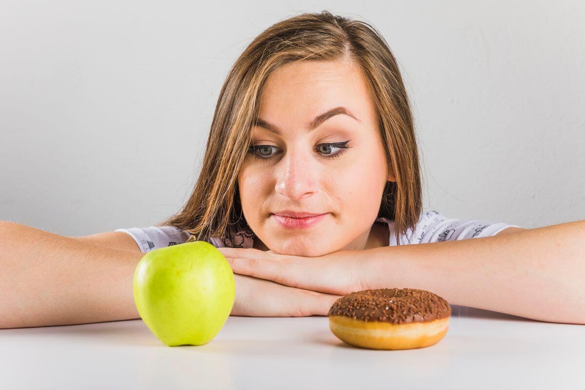 похудеть без подсчета калорий