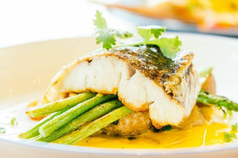 рыбное меню для похудения