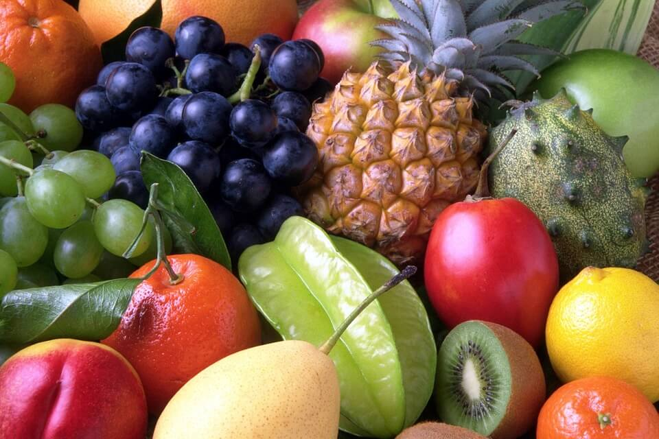 от каких фруктов толстеют