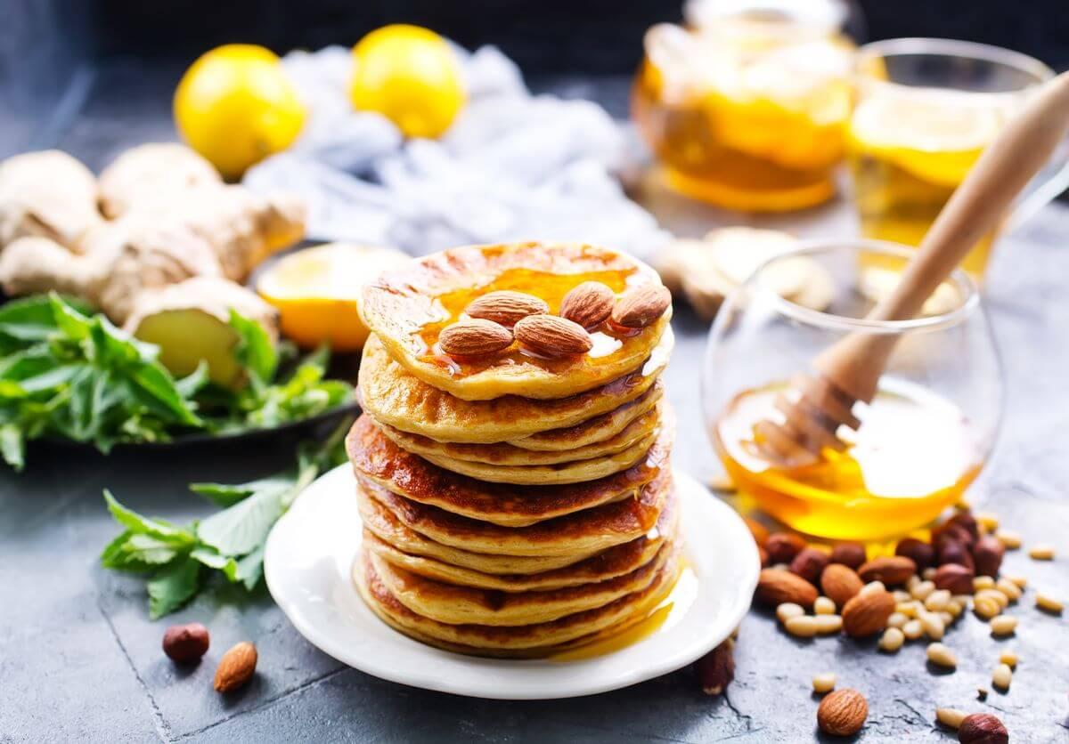 диетические оладьи рецепт
