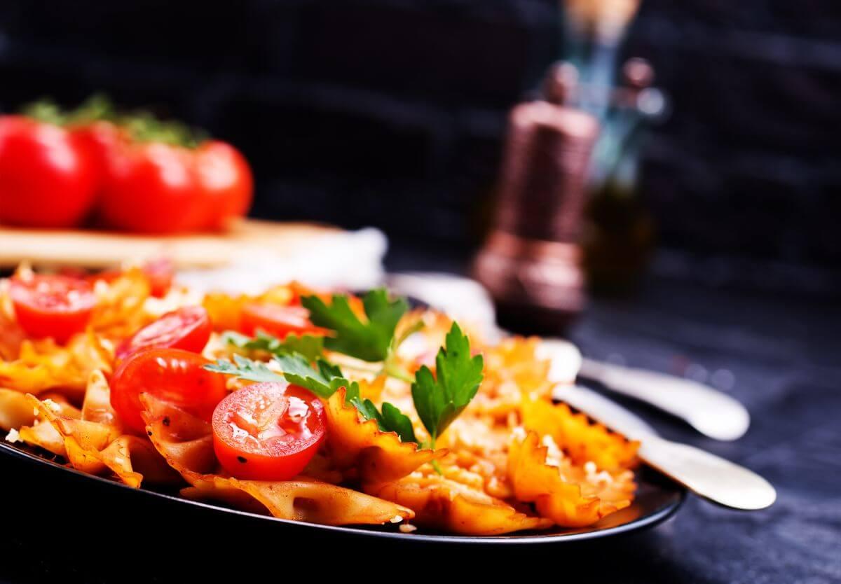 средиземноморское питание