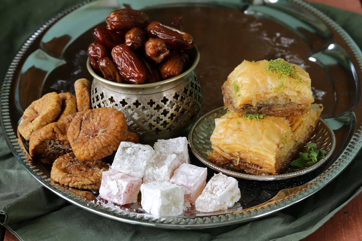 диета восточная