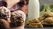 Диетическое печенье: 2 простых рецепта с бананом