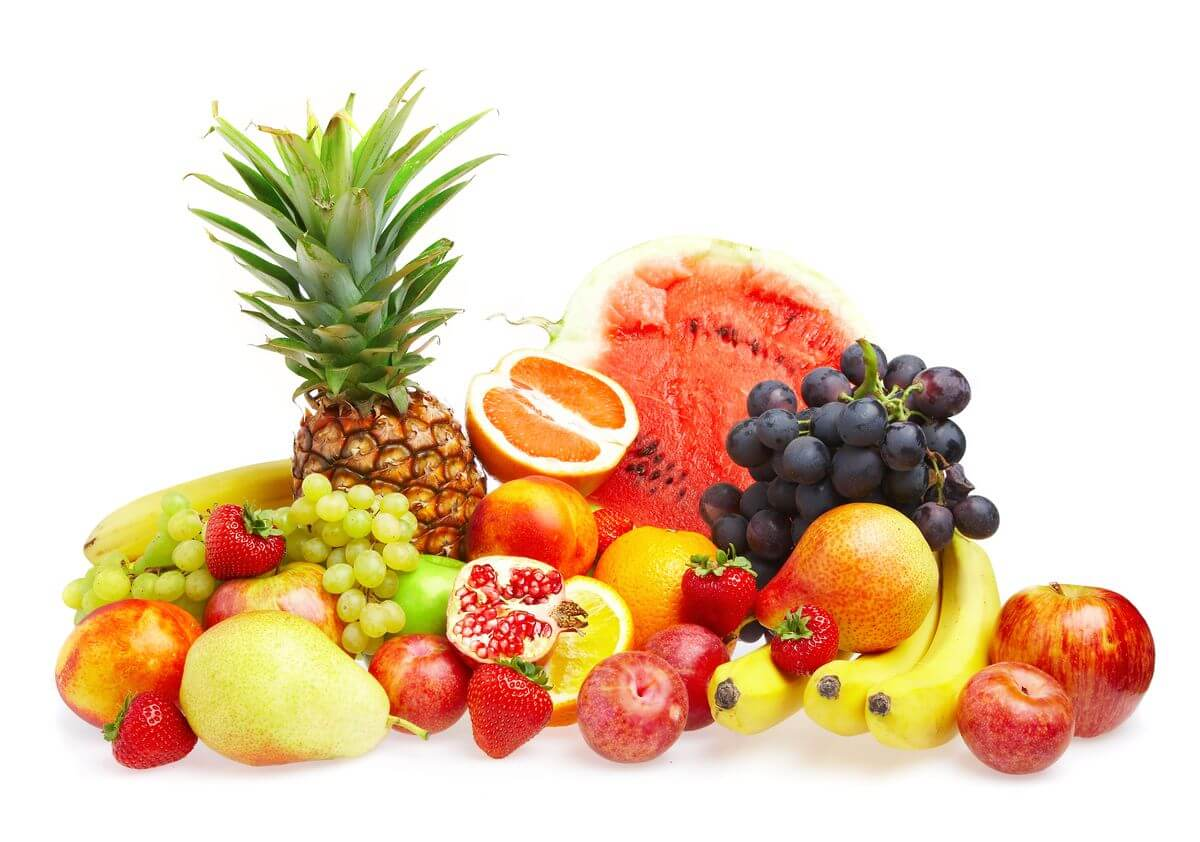 фрукты на диете можно