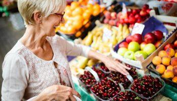 Антивозрастная диета — питание против старения. Едим и молодеем