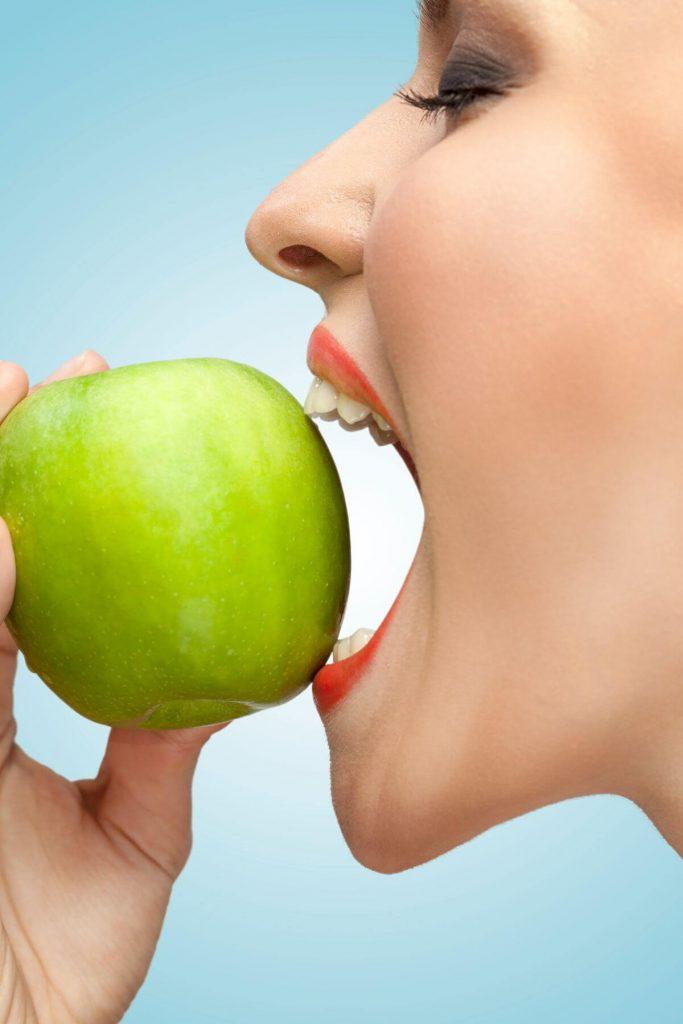 диета для зубов