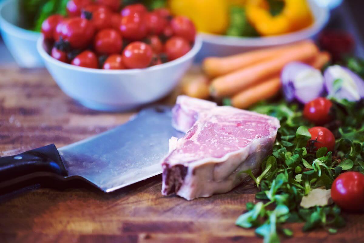 рецепт приготовления стейка