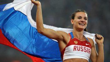 Елена Исинбаева: как потерять 20 килограммов за 3 месяца