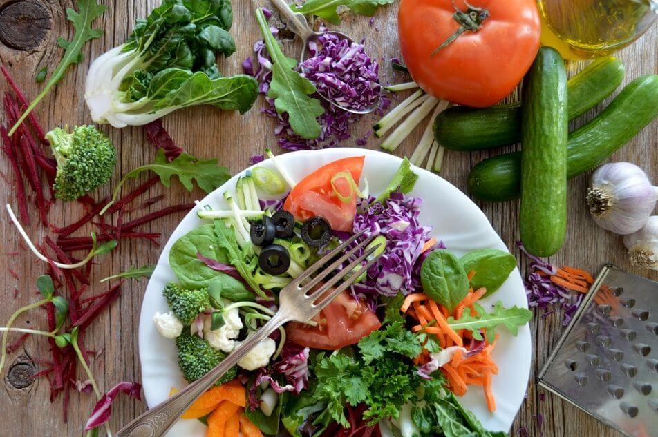 крахмалистые и некрахмалистые овощи