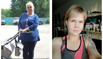 Инна Плешкова знает, как похудеть на 40 кг за год. История подписчицы