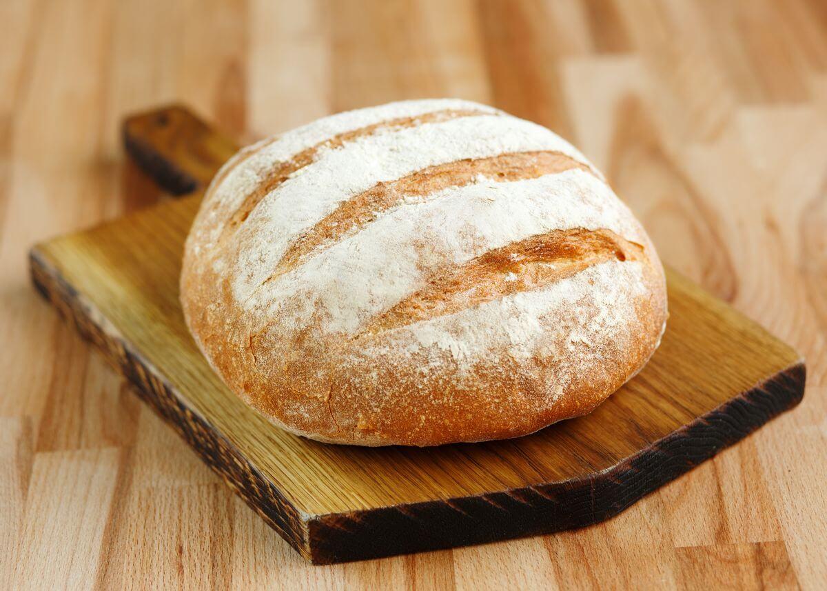 хлеб пшеничный цельнозерновой рецепт