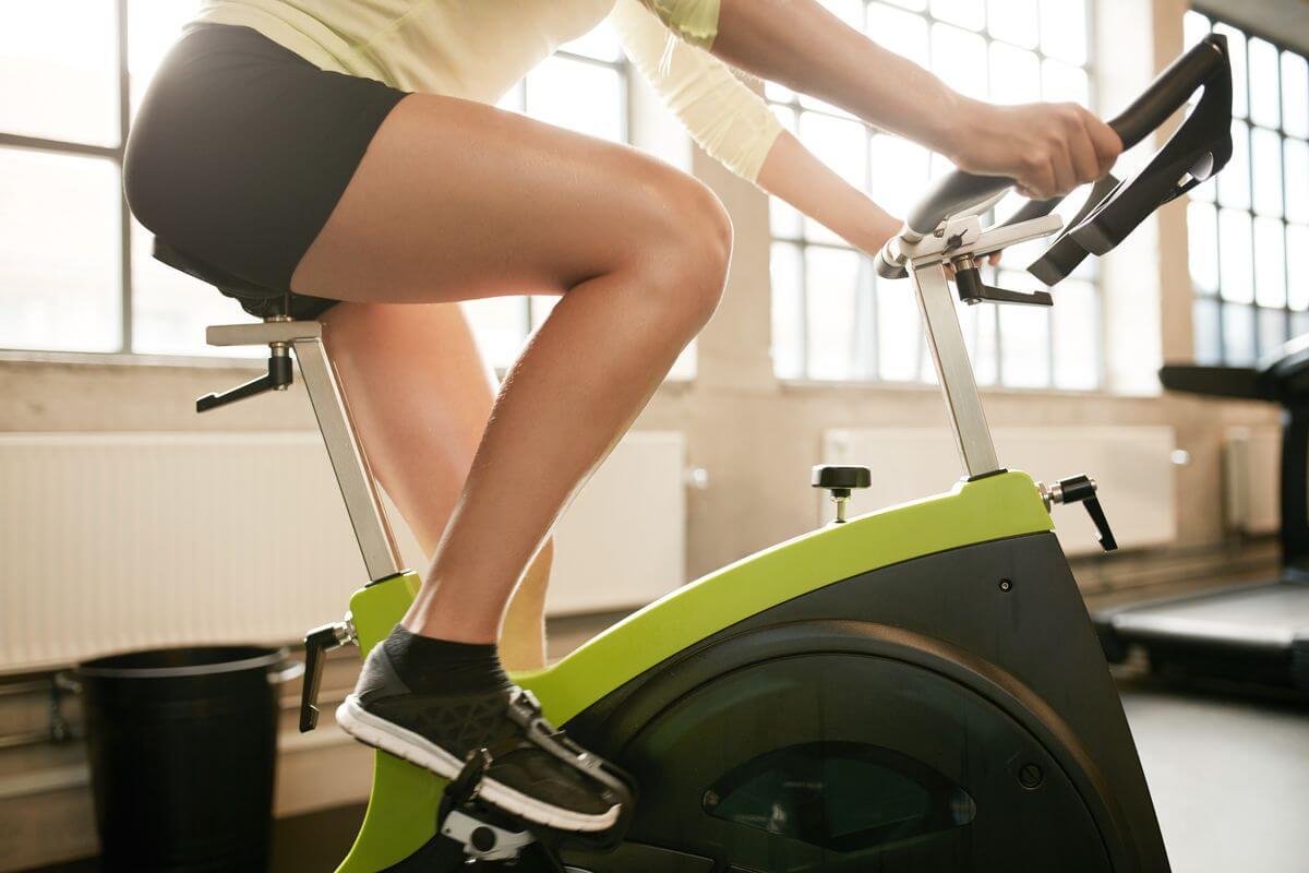 упражнения на велотренажере