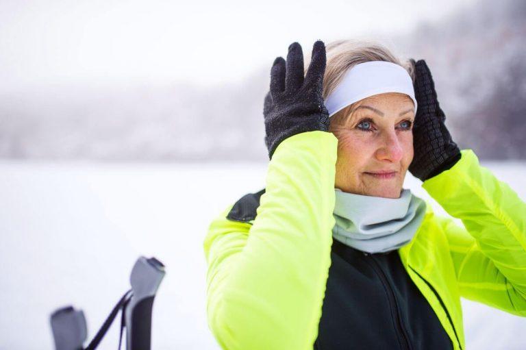 Ходьбы на лыжах для похудения