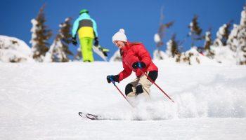 Лыжи для похудения — сжигается до 1200 ккал за 1 тренировку