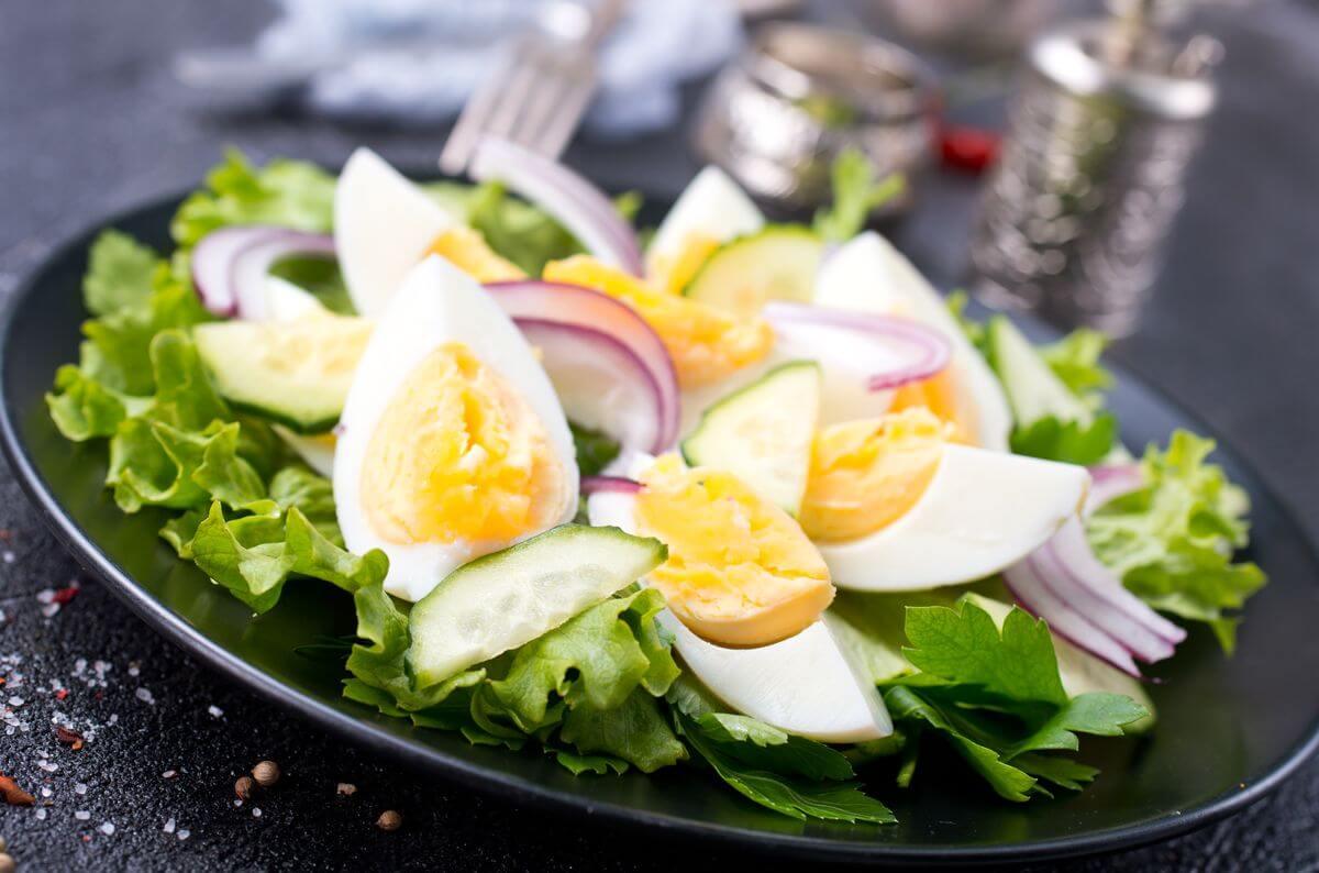 яично огуречная диета
