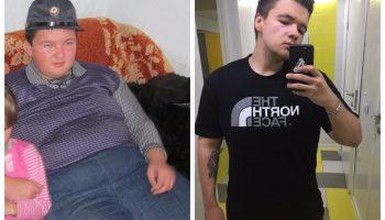 Дмитрий Баканов знает, как похудеть на 42 кг за 6 месяцев. История подписчика