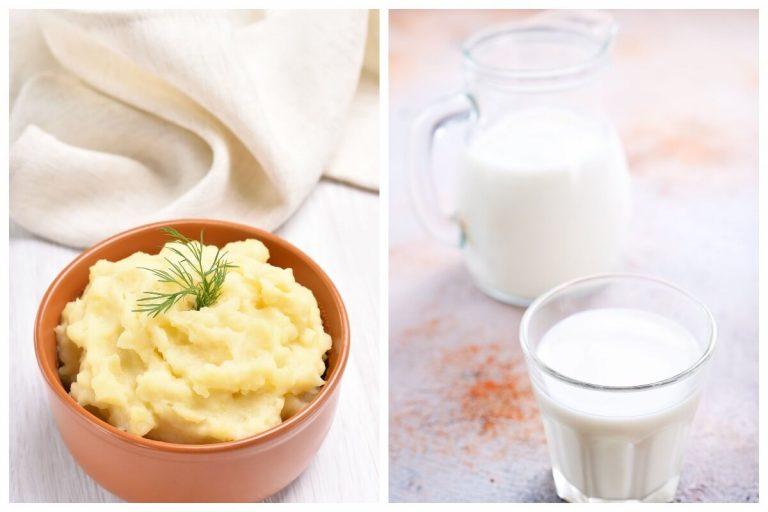 Диета Кефирная И Картофельная. Простая, но эффективная - диета на картофеле и кефире