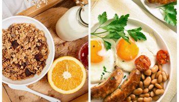 Правильный завтрак для похудения: что можно есть, а что нет