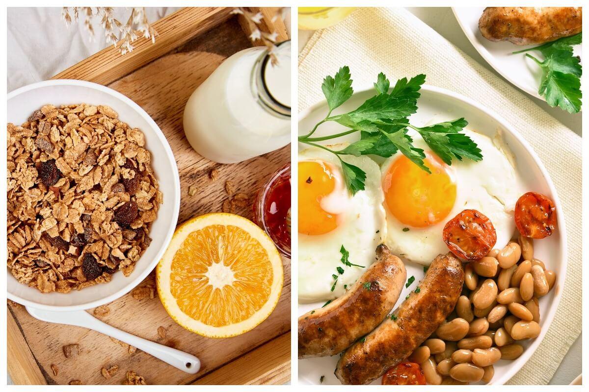 Правильный Завтрак Похудения. Завтрак для похудения: полезное меню и рецепты