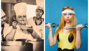 Как боролись с ожирением в СССР