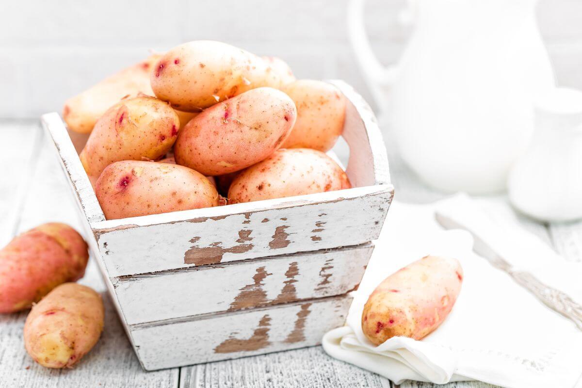 Кефирно-картофельная диета