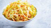 2 жиросжигающих салата с капустой для похудения на 5 кг за 1 неделю