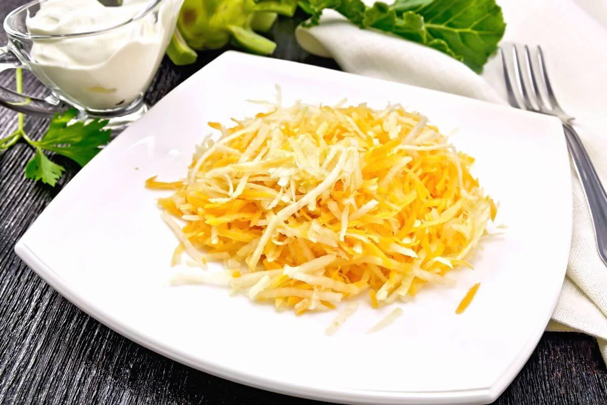 похудение на капустных салатах